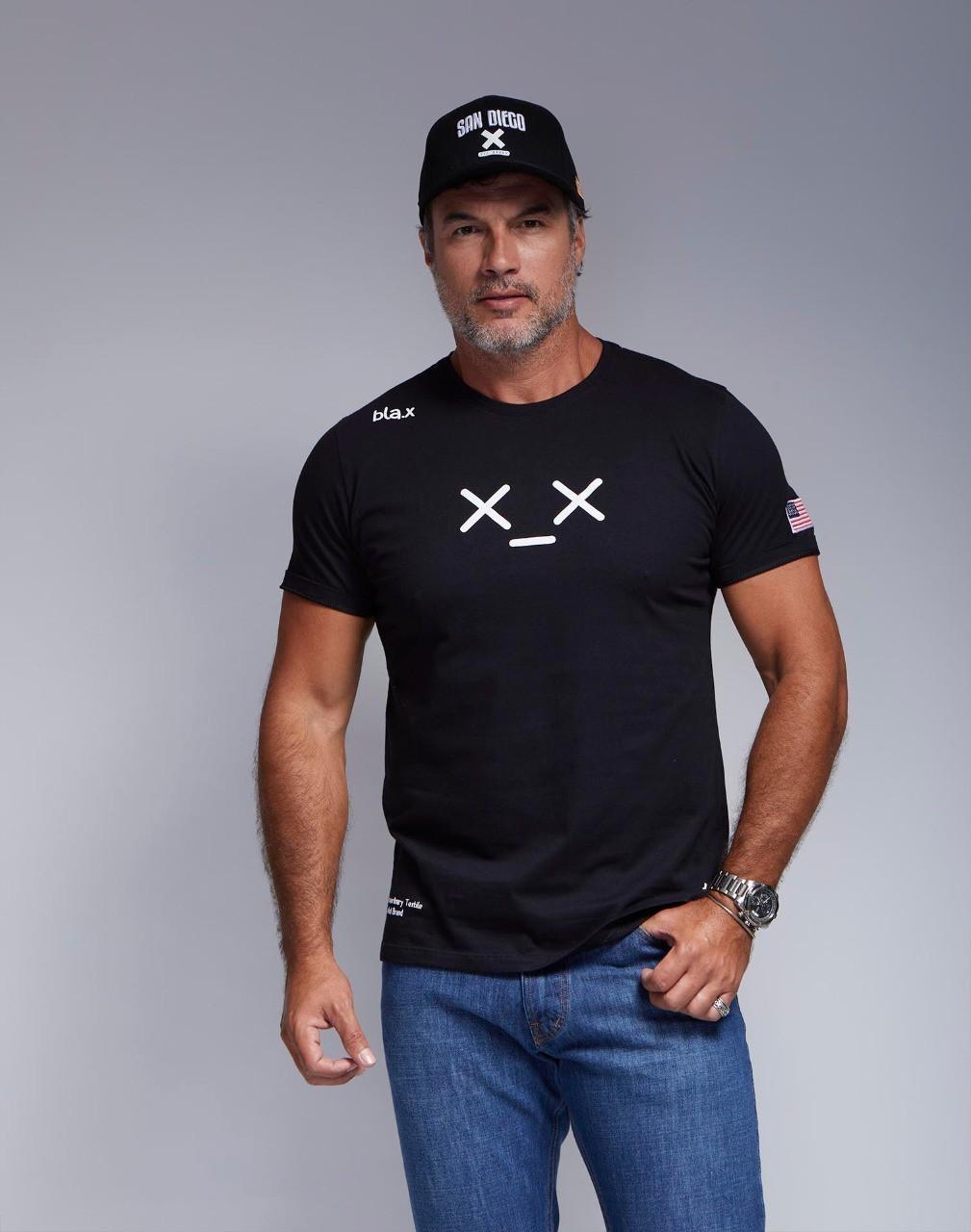 Camiseta Masculina TXC 1980