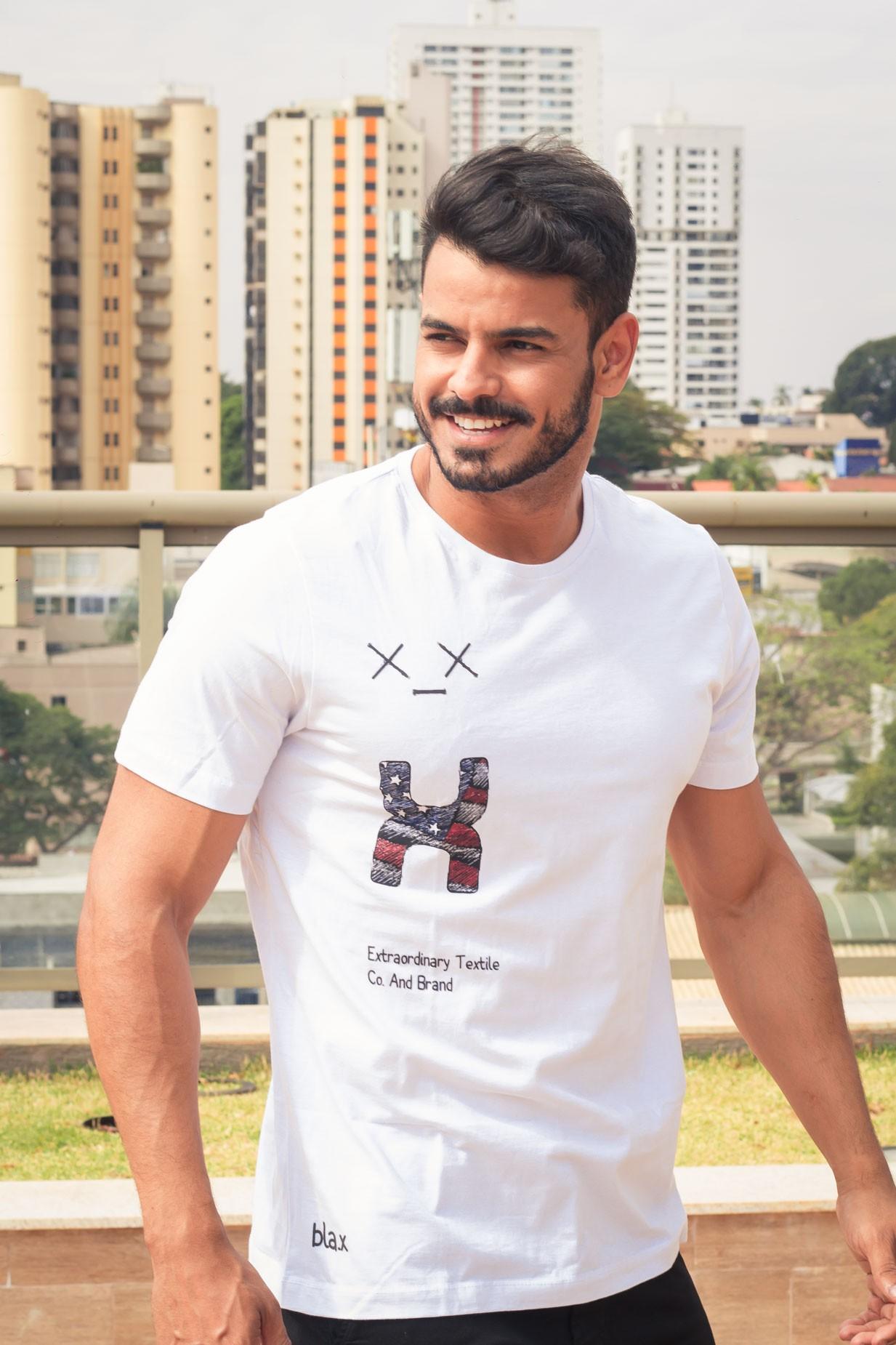 Camiseta Masculina TXC 1987