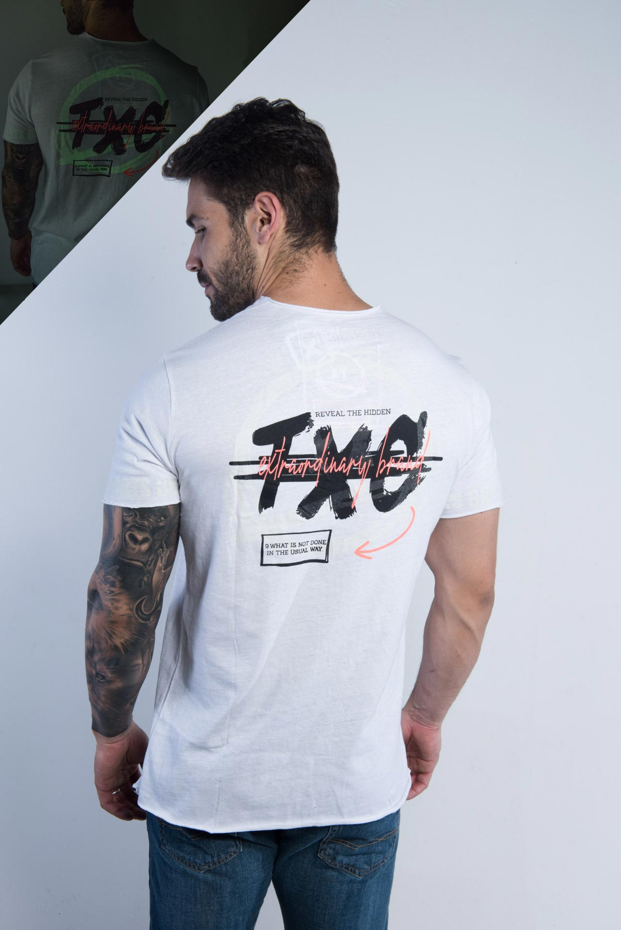Camiseta Masculina TXC 1992
