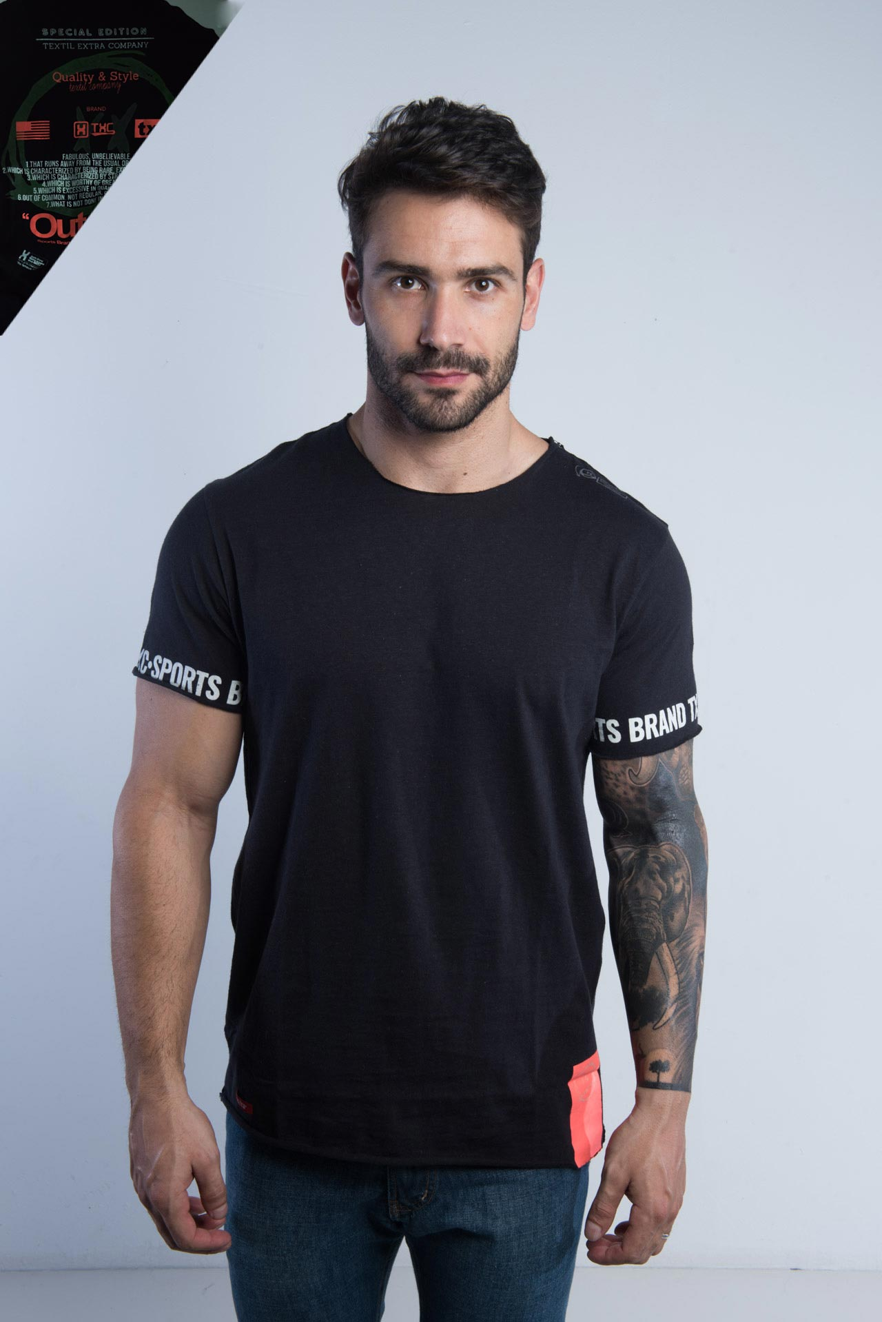 Camiseta Masculina TXC 1994