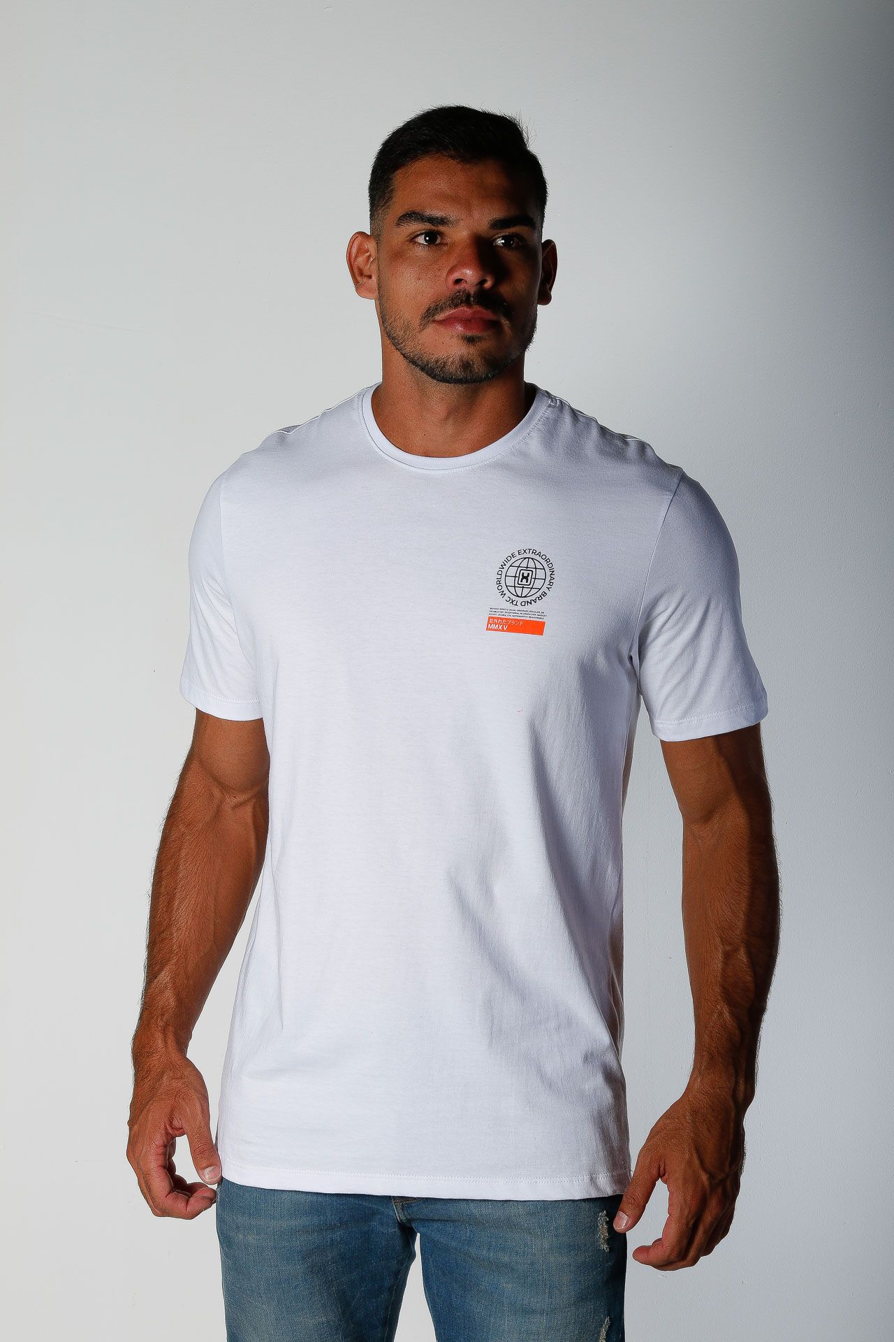 Camiseta Masculina TXC 2000