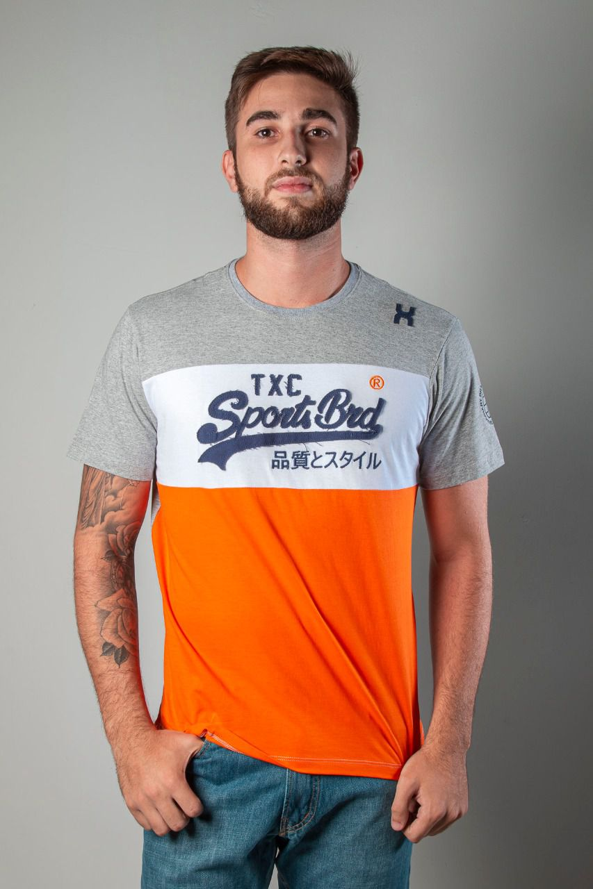Camiseta Masculina TXC 2003