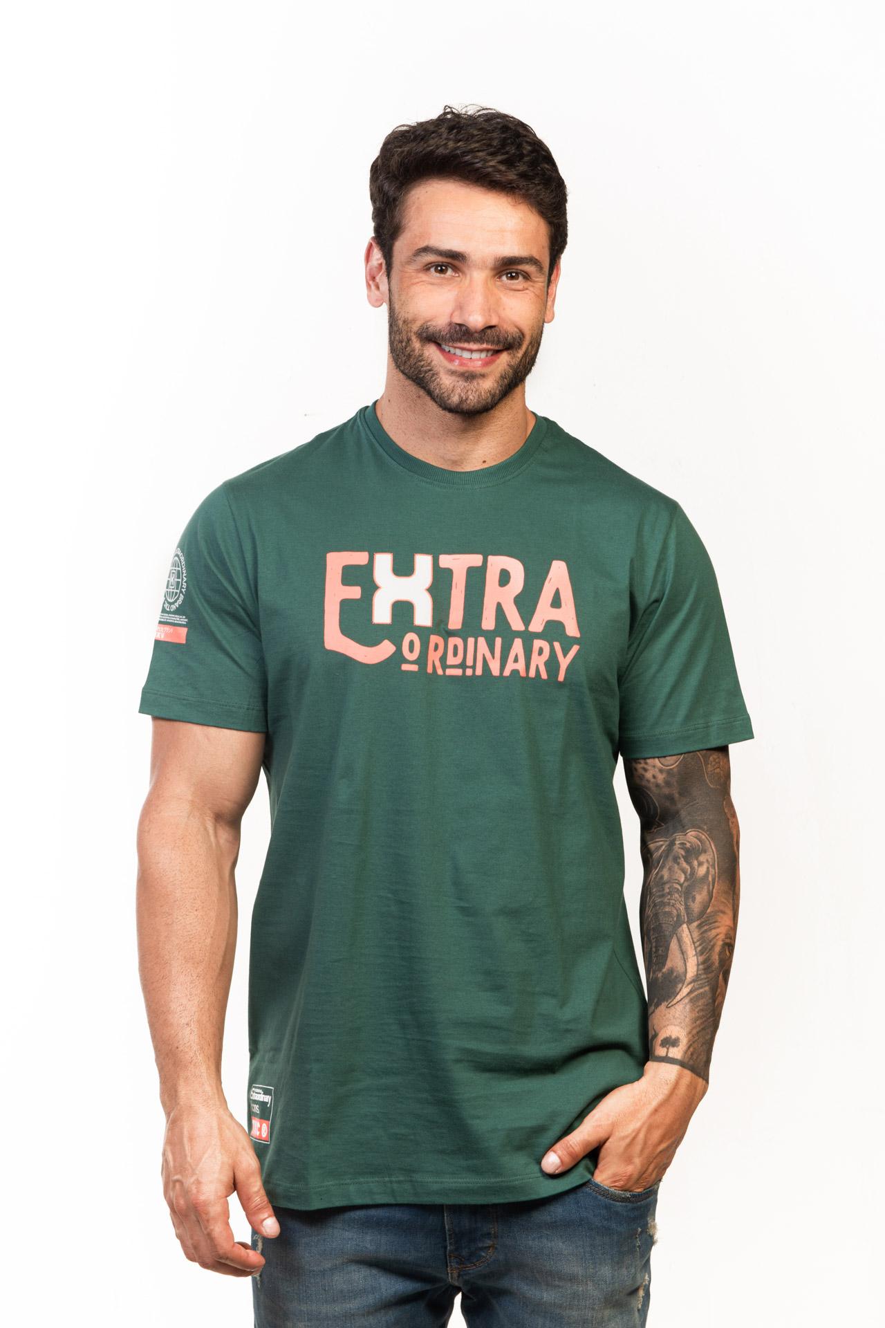 Camiseta Masculina TXC 2021