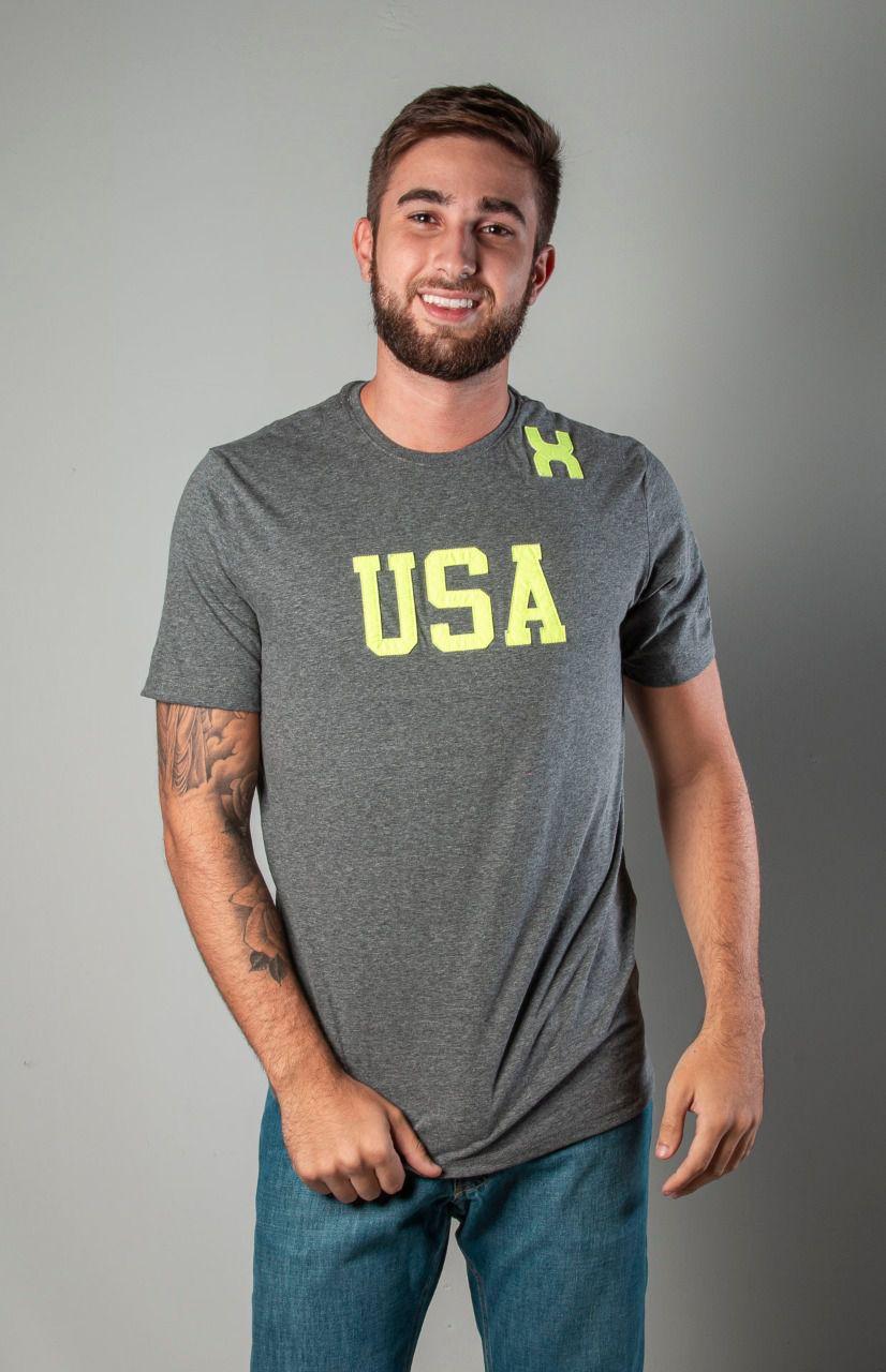 Camiseta Masculina TXC 2040