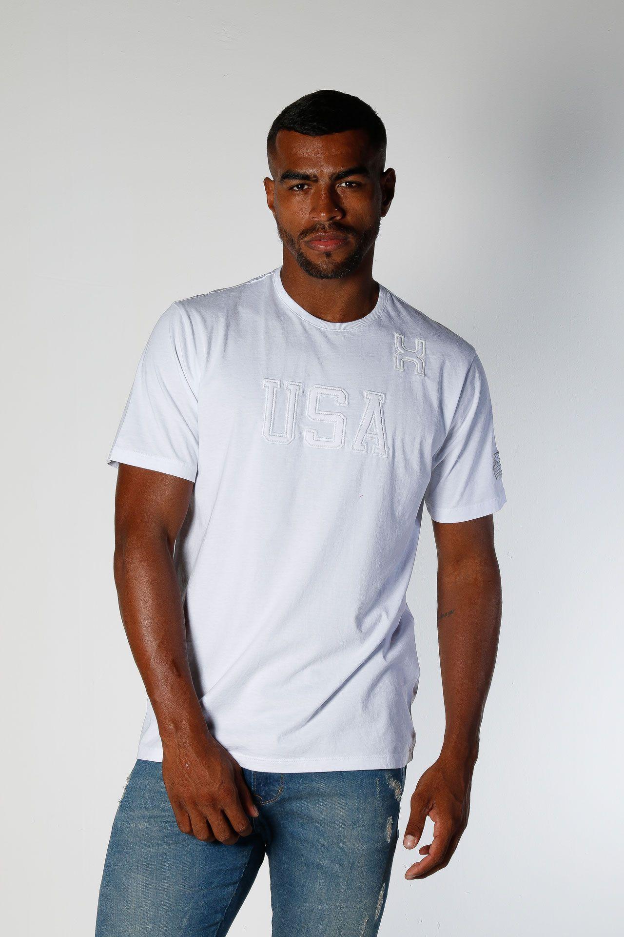 Camiseta Masculina TXC 2042