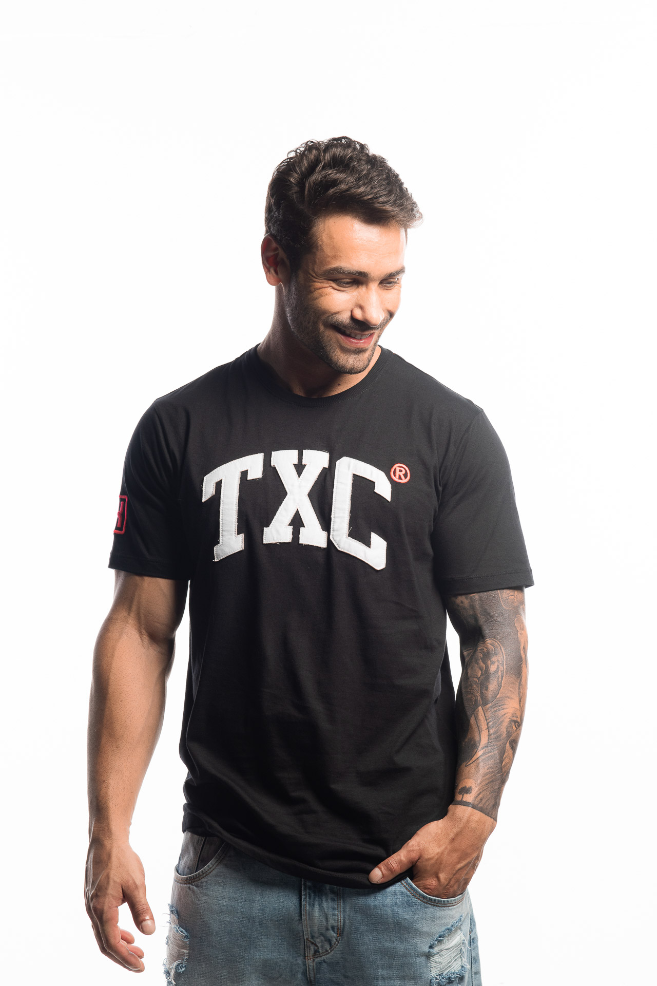Camiseta Masculina TXC 2043