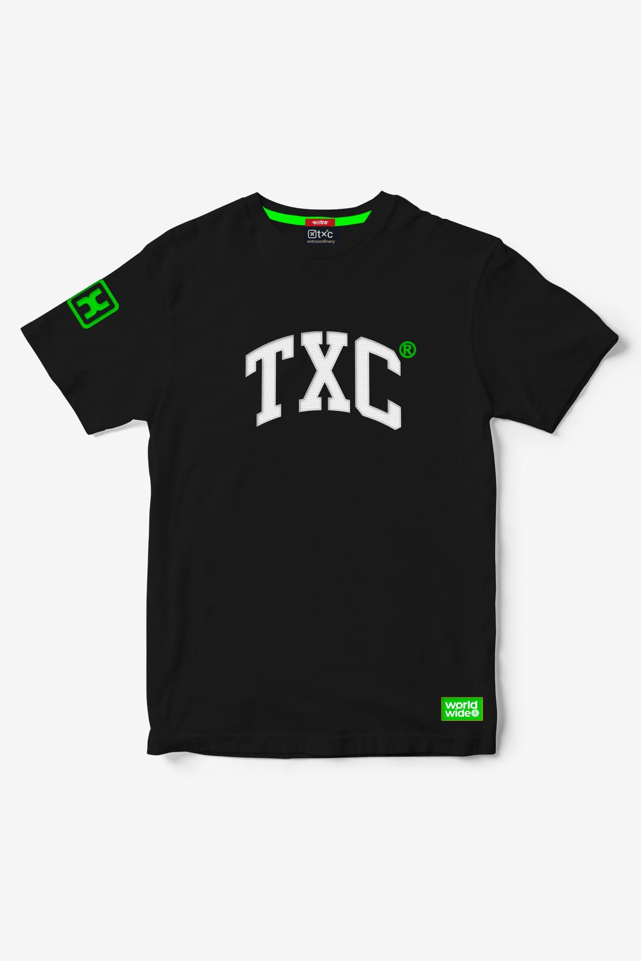 Camiseta Masculina TXC 2044