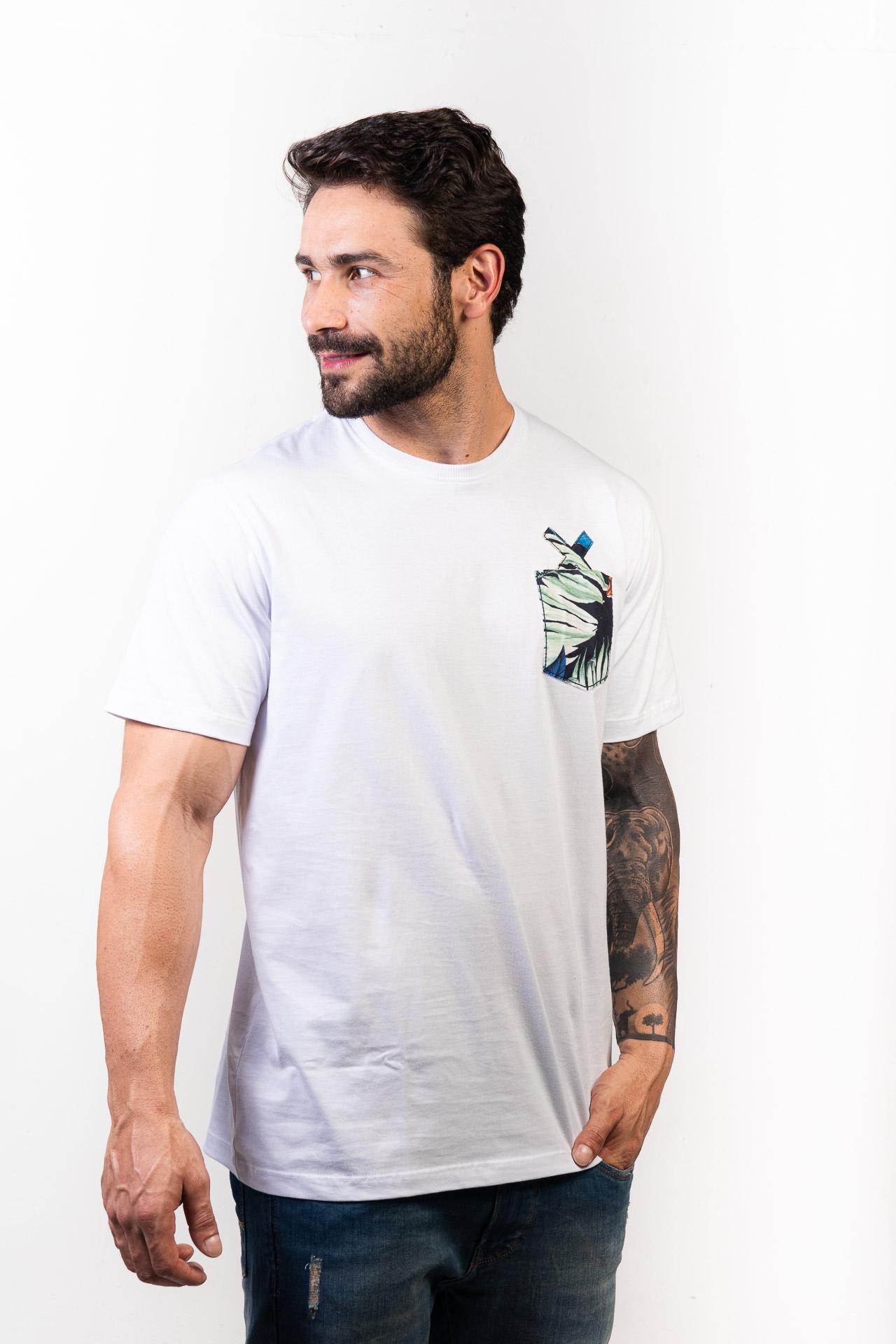 Camiseta Masculina TXC 2047