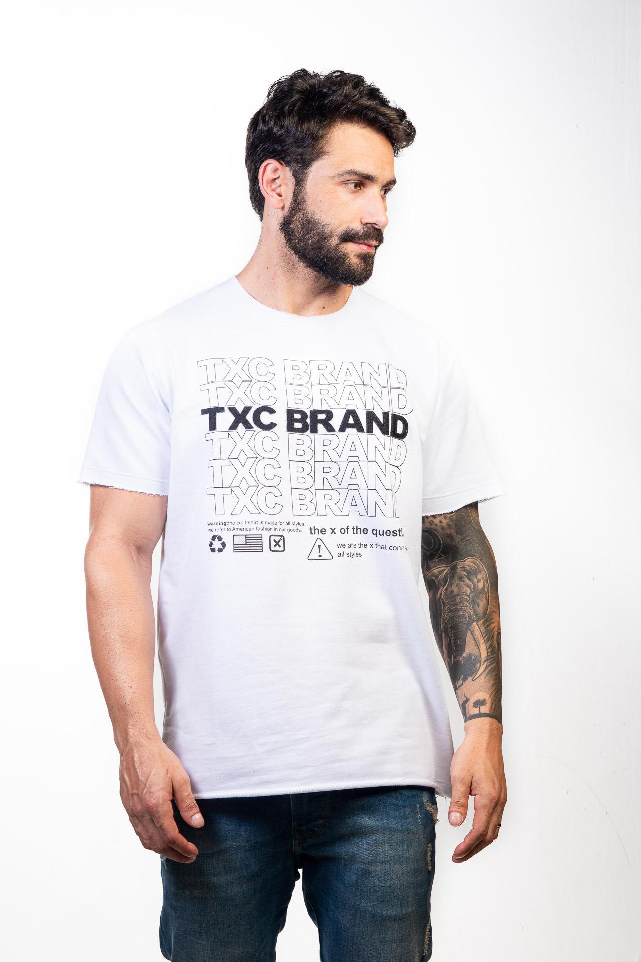 Camiseta Masculina TXC 2055