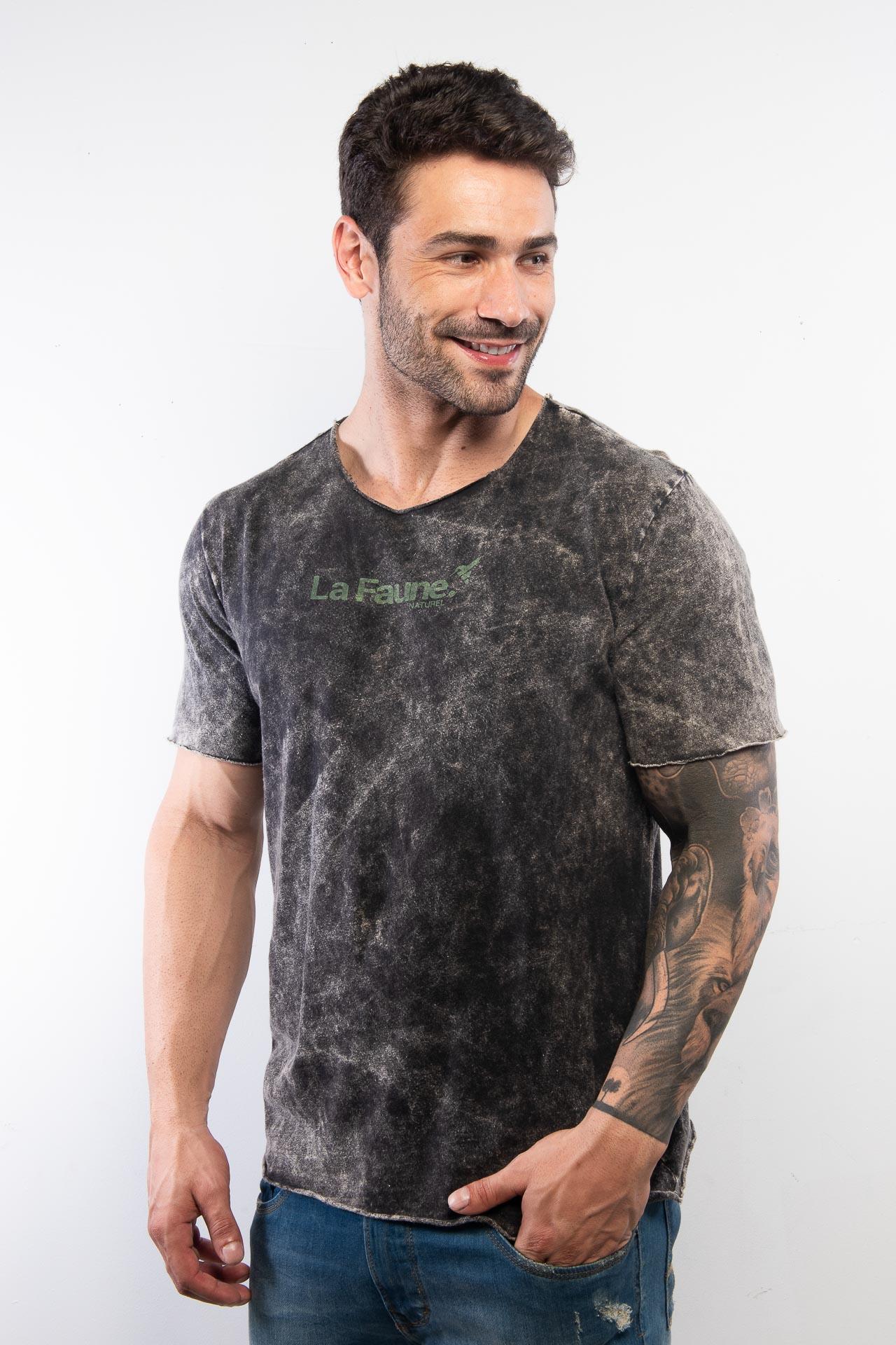 Camiseta Masculina TXC La Faune 1879