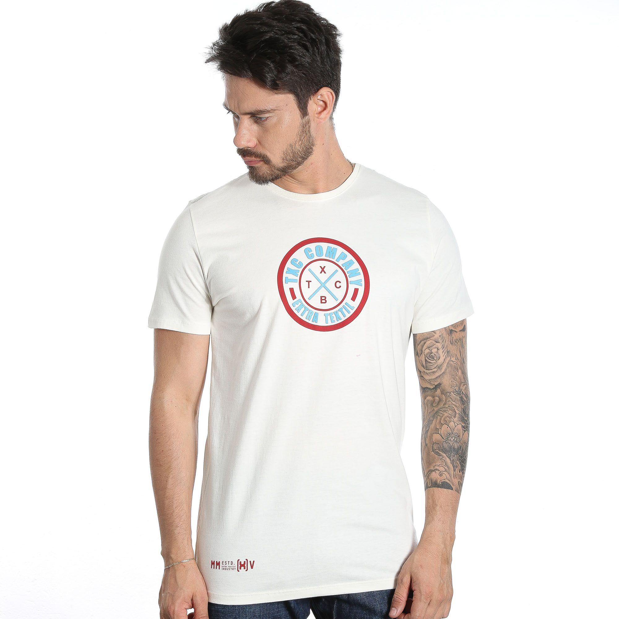Camiseta Masculina TXC 1539