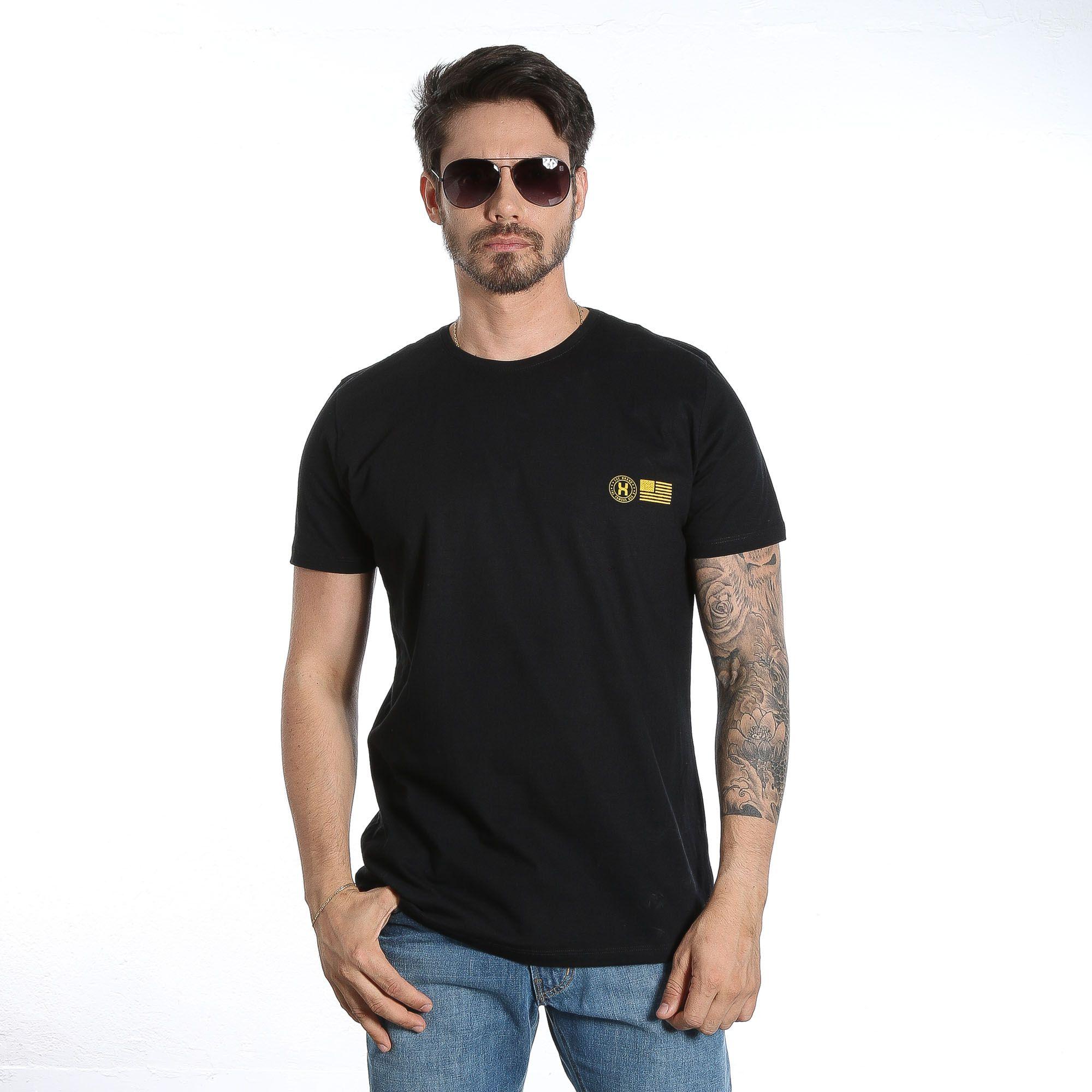 Camiseta Masculina TXC 1544