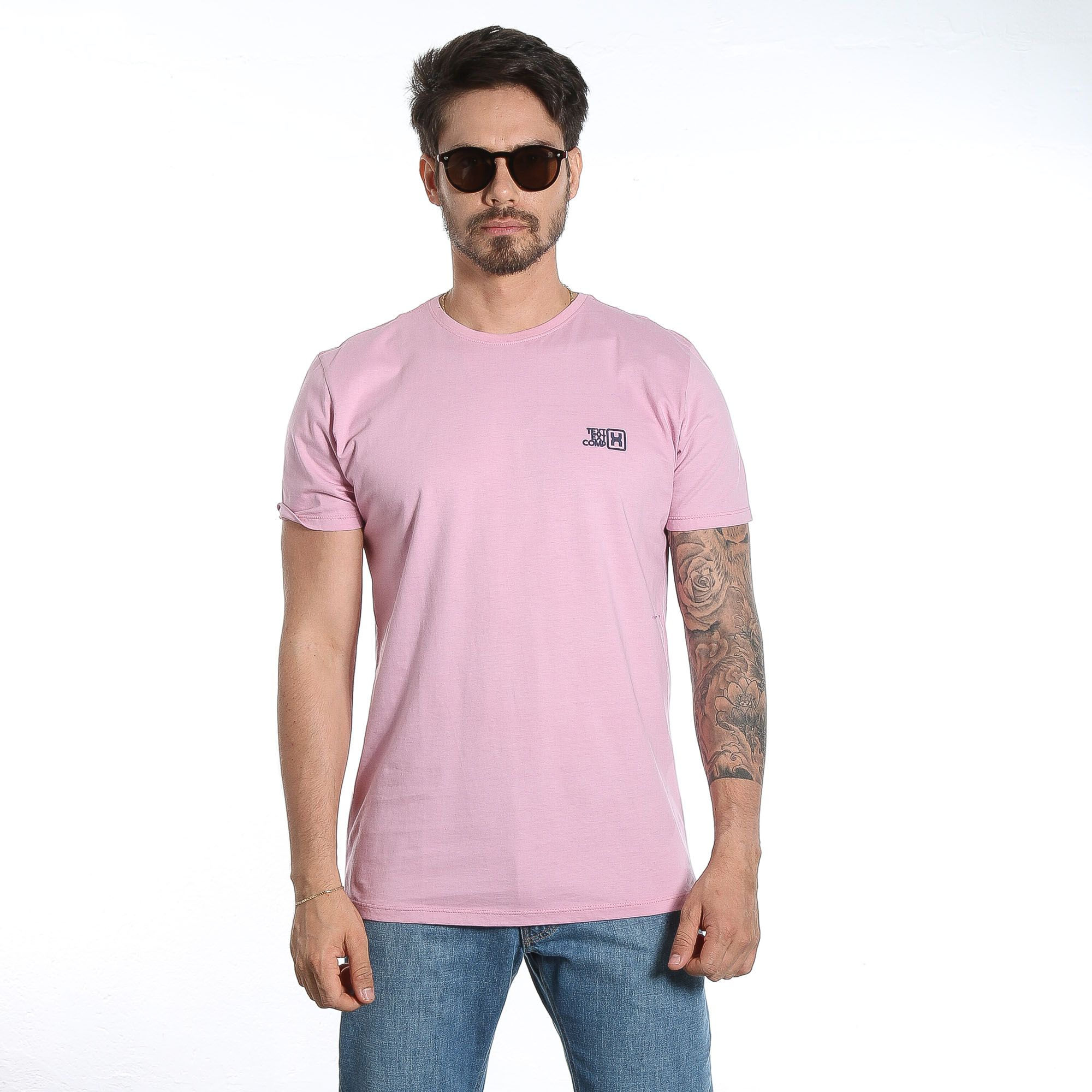 Camiseta Masculina TXC 1550
