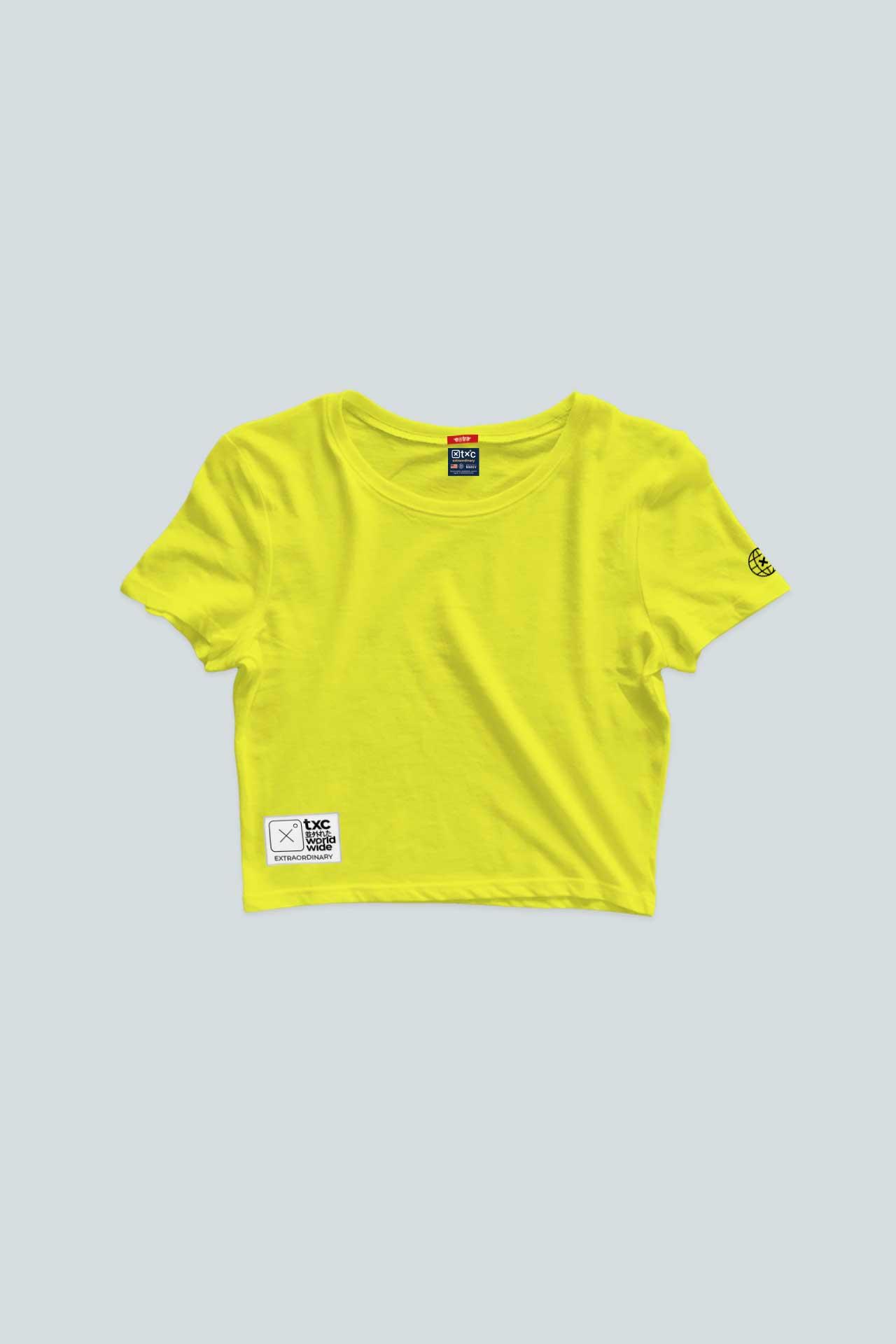 Cropped Feminino TXC 4951