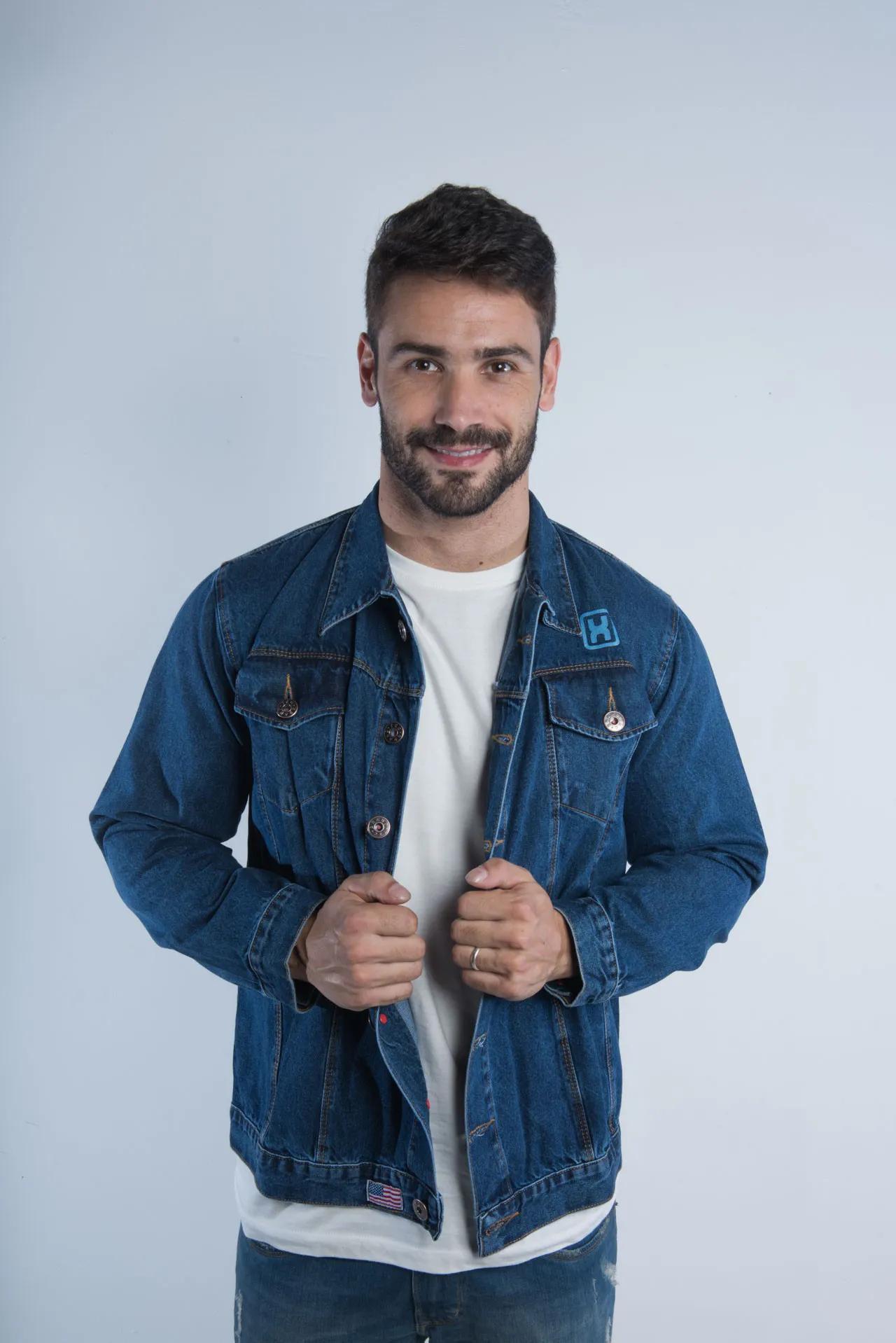 Jaqueta Jeans TXC 7059