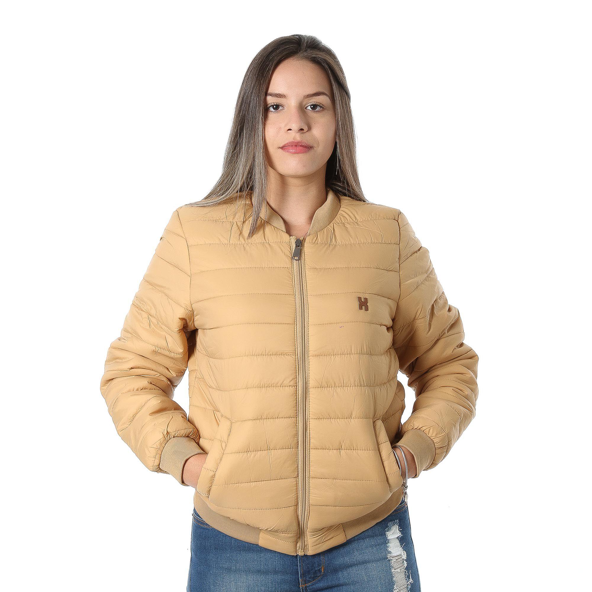 Jaqueta Puffer Feminina TXC 7056
