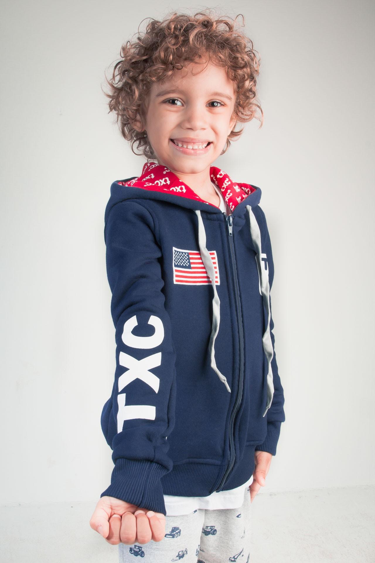 Moletom Infantil TXC 13007