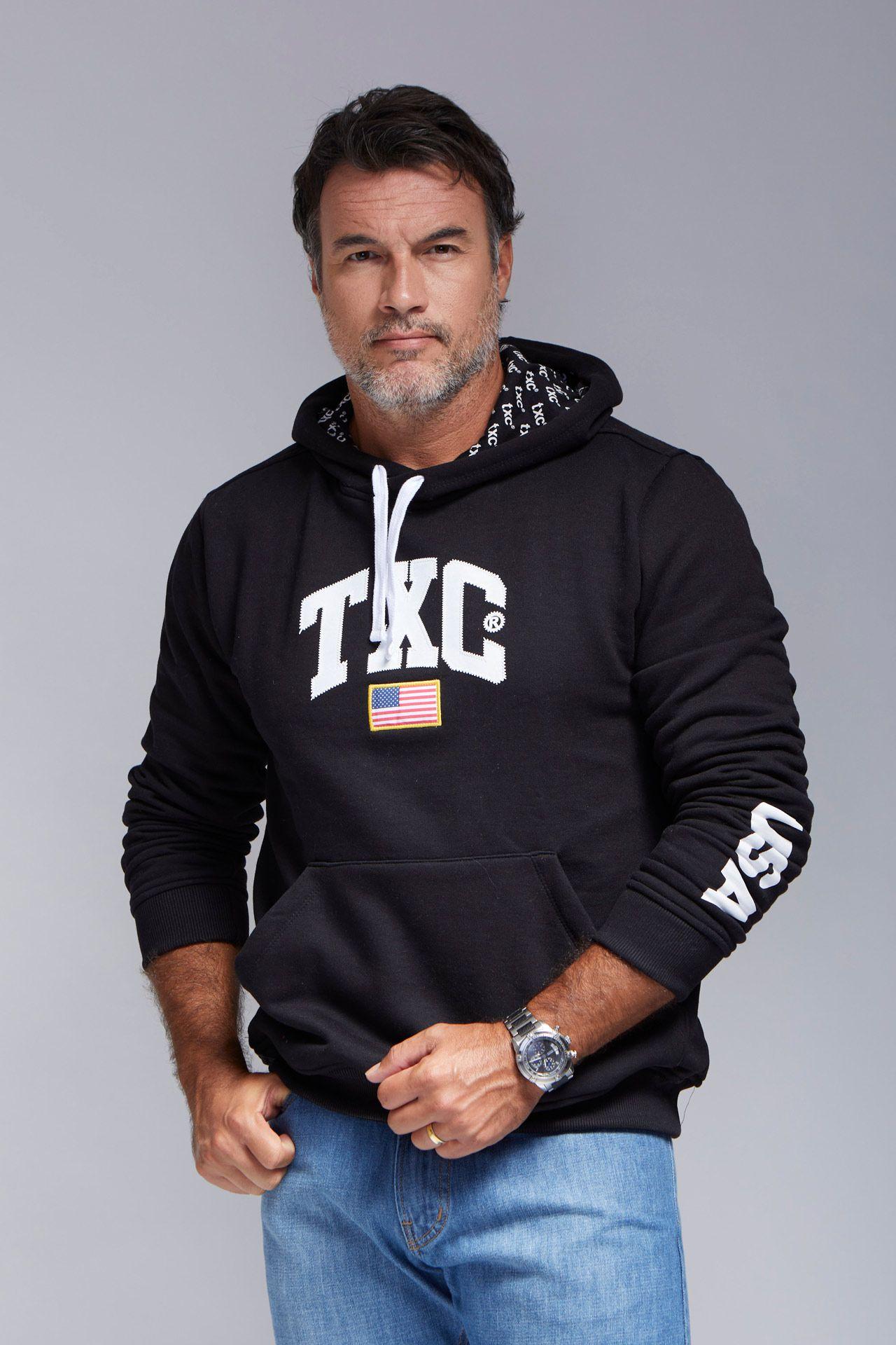Moletom TXC Masculino 3106