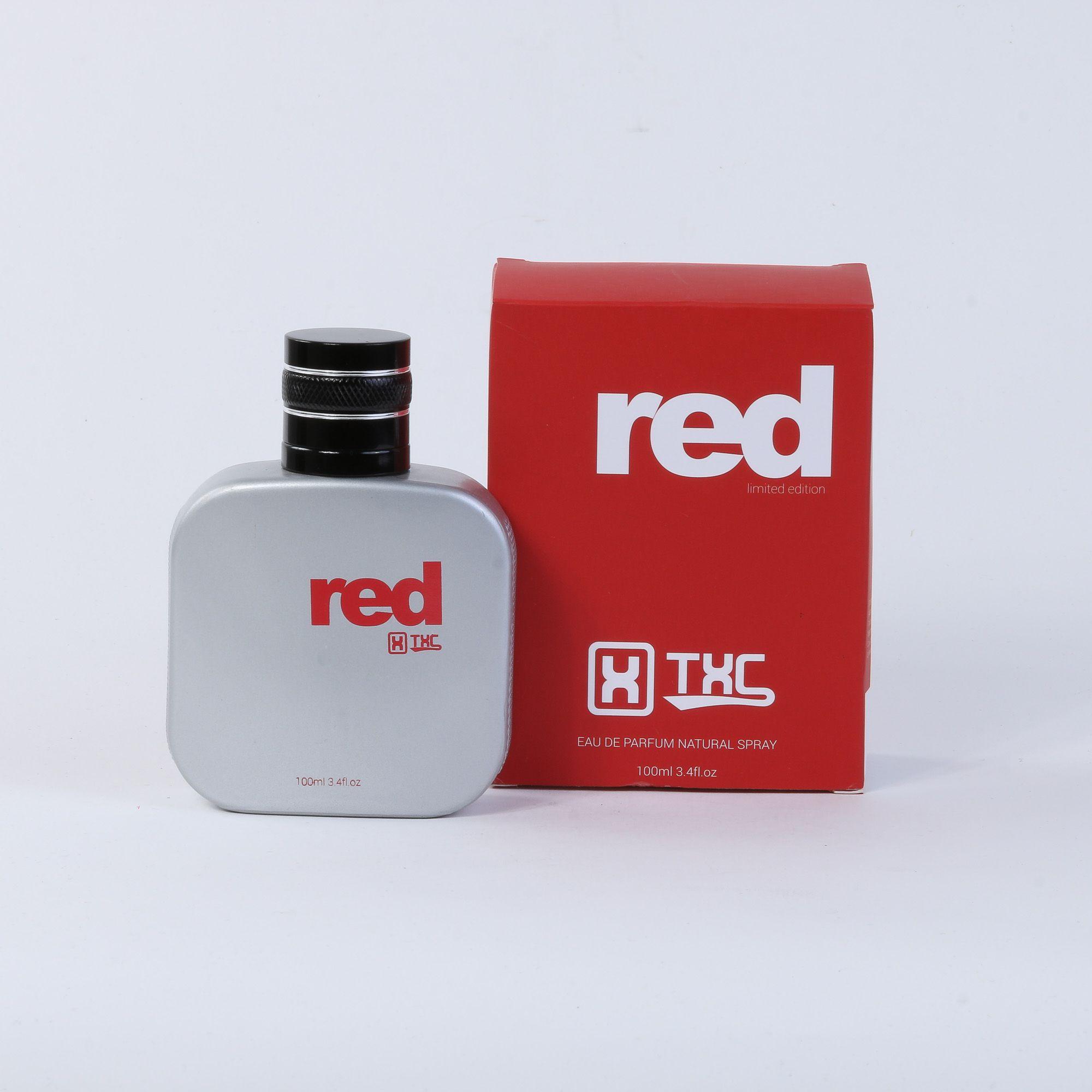 Perfume TXC  RED EDP 100ML PF004
