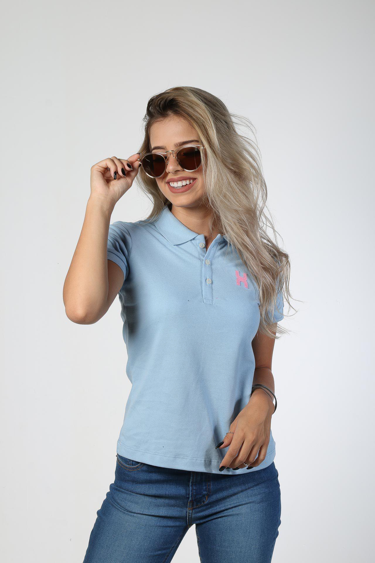 Polo Feminina TXC 27014