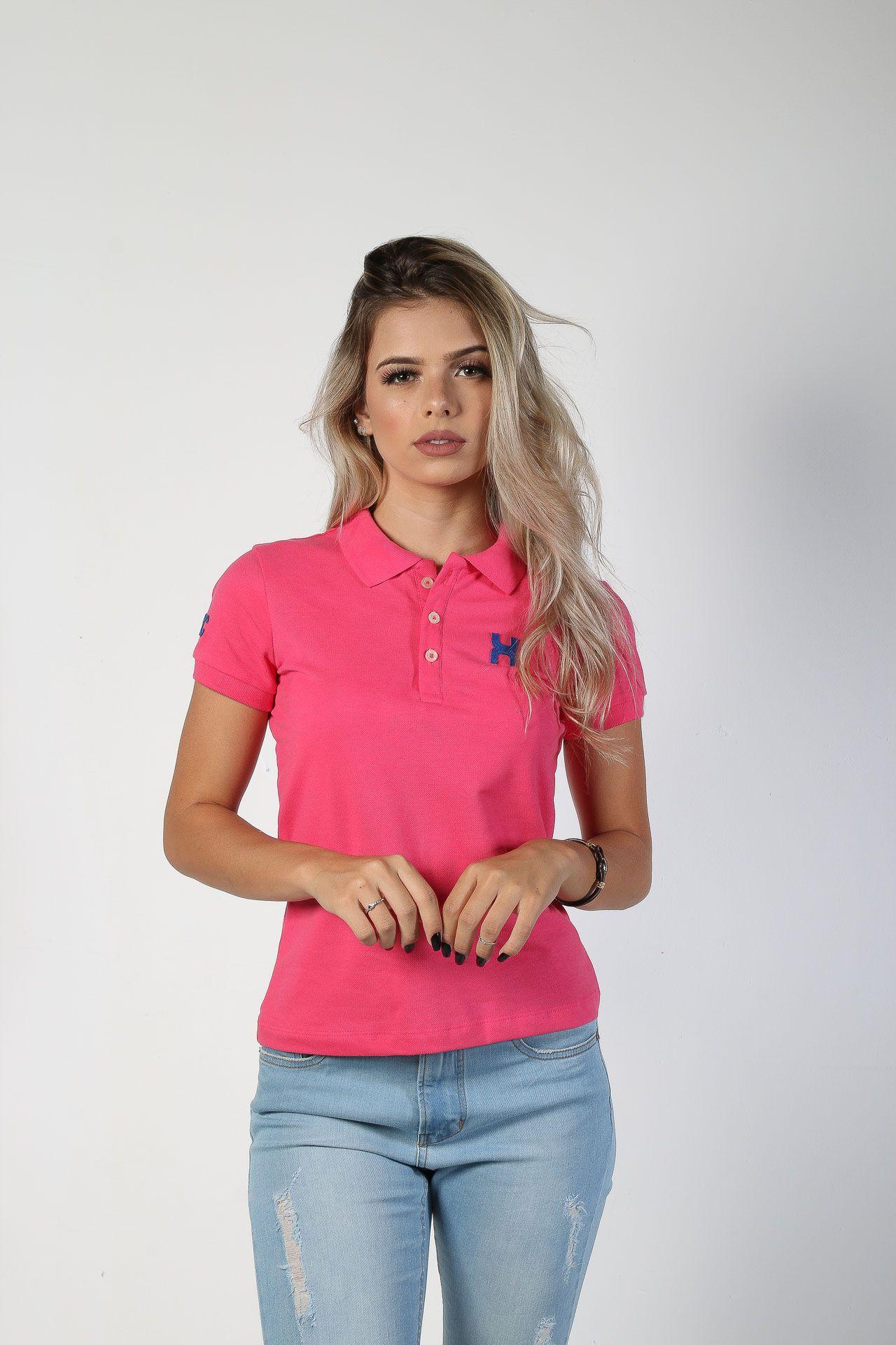 Polo Feminina TXC 27018