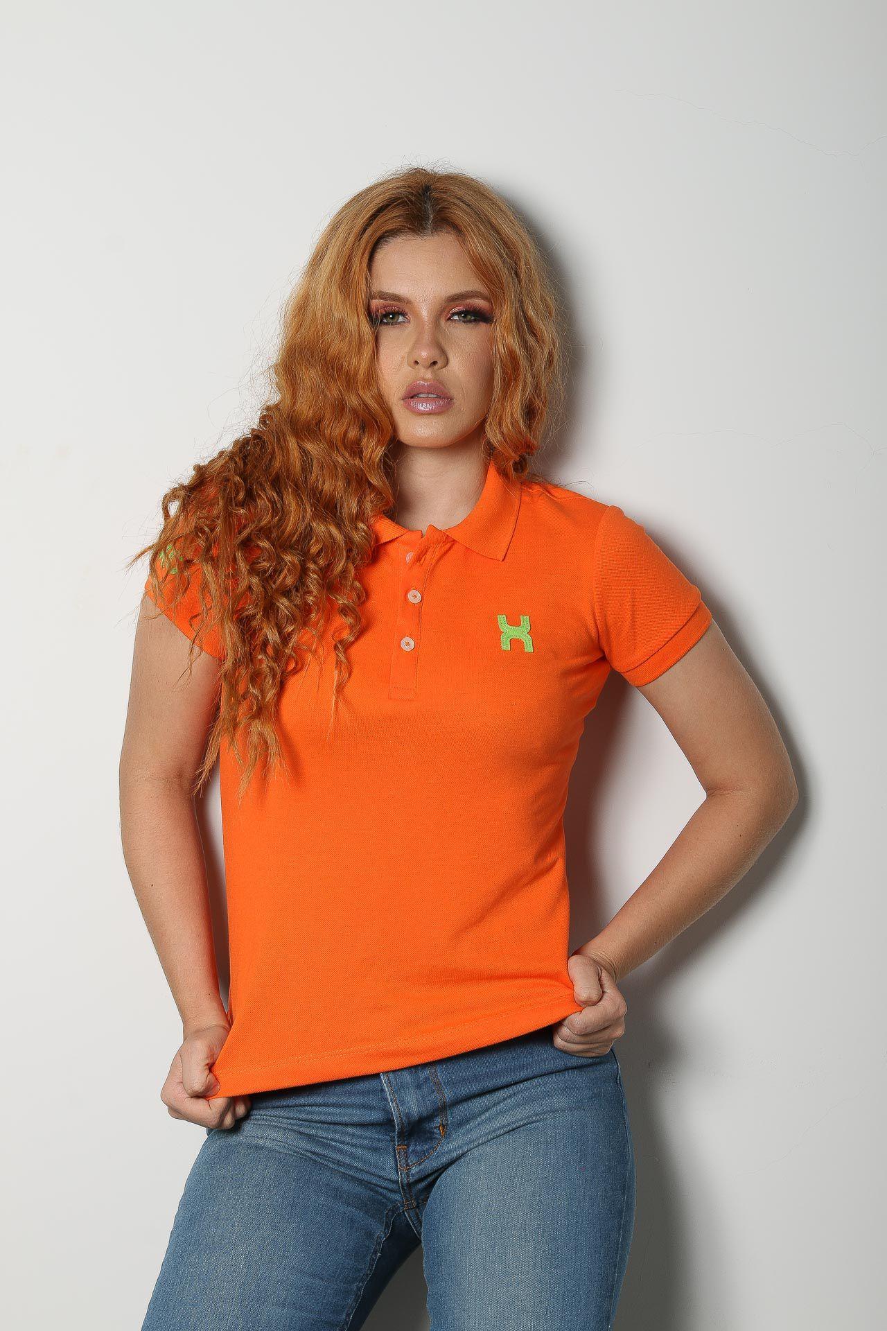 Polo Feminina TXC 27026