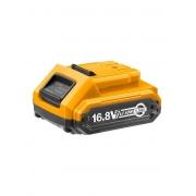 Bateria íon Lítio 16.8V 1.5Ah – Ingco