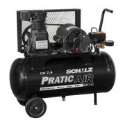 Compressor de Ar (Pistão) Pratic Air – CSV 7,4/50