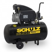 Compressor de Ar Pratic Air CSI 8,5/50 – Schulz
