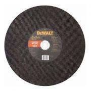 Disco de Corte 14'' x 2,4mm' x 1'' – DW44621 – DeWalt