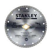 Disco Diamantado 7'' Turbo – STA47700L – Stanley