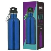 Garrafa de Aço Inox Water To Go - Mor