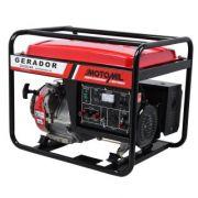 Gerador de Energia à Gasolina MG-5000CL Monofásico – Motomil