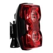 Sinalizador Traseiro de LED para Bicicleta - Tramontina