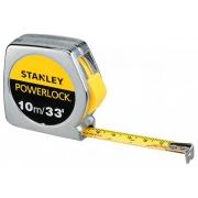 Trena PowerLock 10m - Stanley