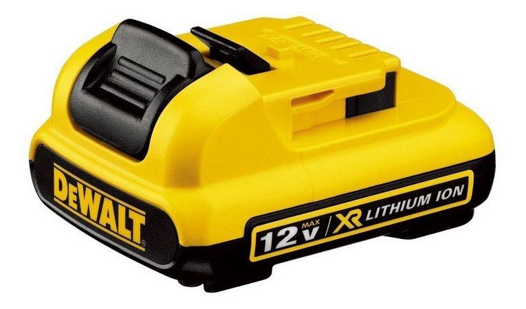Bateria LI-Ion 12V 2,0Ah Max XR - DeWalt