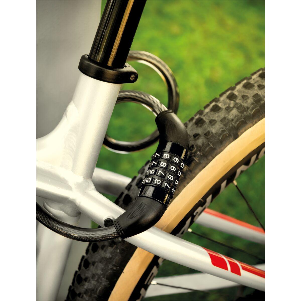 Cadeado para Bicicleta Antifurto com Segredo - Tramontina