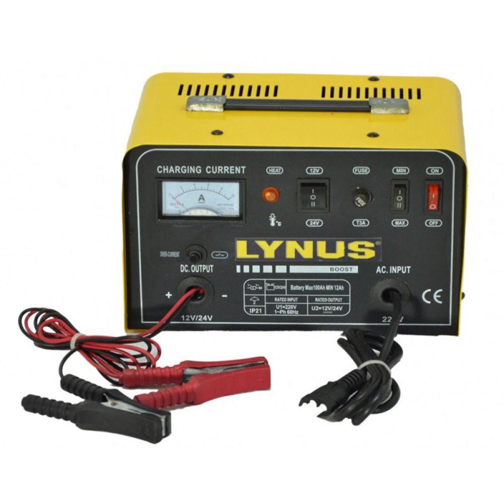 Carregador de bateria LCB-10  Lynus