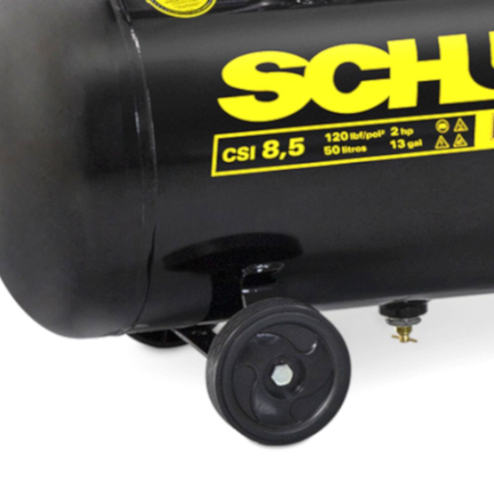 Compressor de Ar Pratic Air CSI 8,5/50 – Schulz