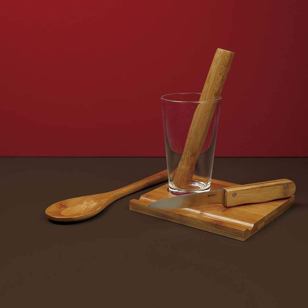 Conjunto de Caipirinha Bamboo 5 peças - MOR
