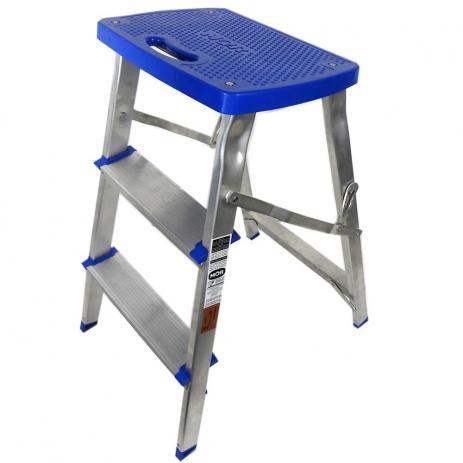 Escada Banqueta de Alumínio – MOR