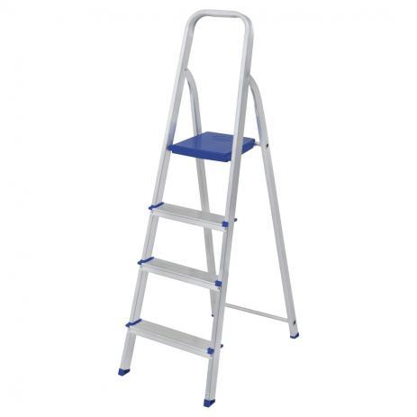 Escada de Alumínio 4 Degraus – MOR
