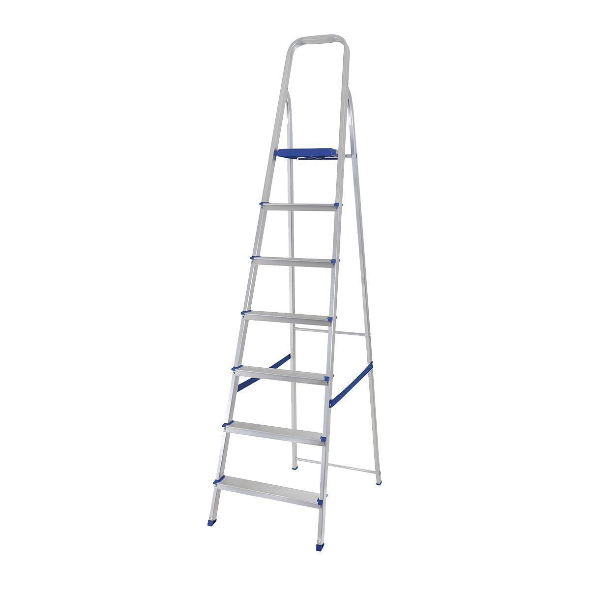 Escada de Alumínio 7 Degraus – Mor