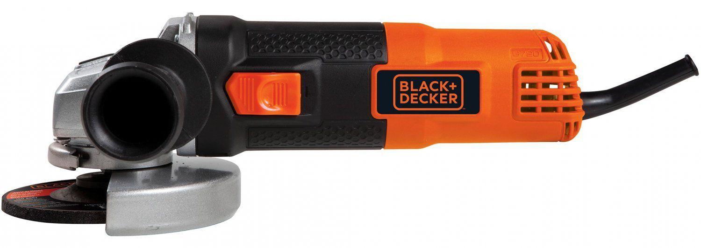 Esmerilhadeira 4-1/2'' 820W – G720 – Black+Decker