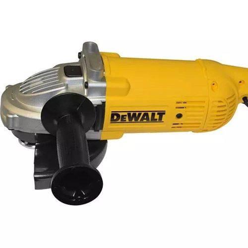 """Esmerilhadeira Angular 7"""" 2200W DWE491 - DeWalt"""