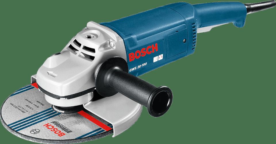 Esmerilhadeira Angular 7'' GWS-20-180 – Bosch