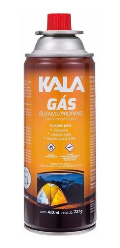 Gás Butano Propano para Maçarico Portátil - Kala