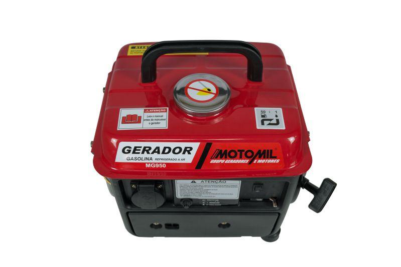 Gerador de Energia a Gasolina (Hobby) MG-950 – Motomil