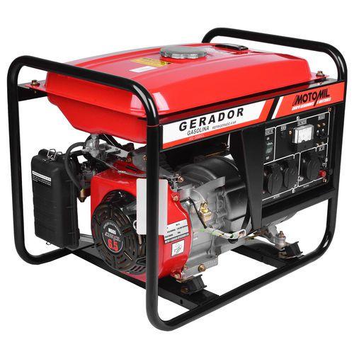 Gerador de Energia à Gasolina MG-3000CL – Motomil