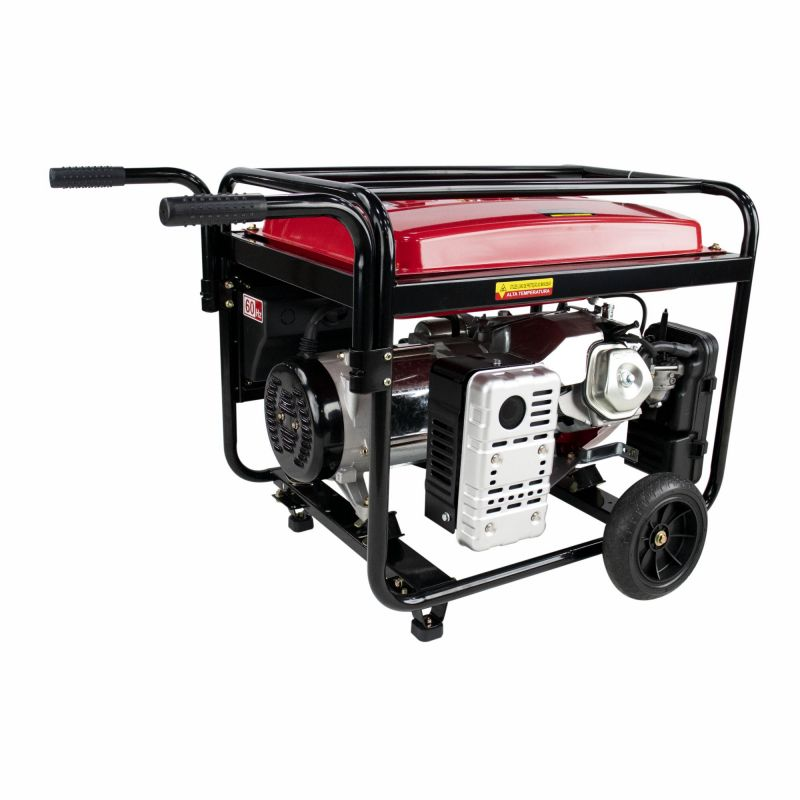 Gerador de Energia a Gasolina MGG-8000CLE - Motomil